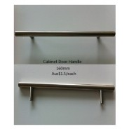 Cabinet Door Handle (gloss/thin)