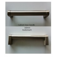 Cabinet door handle (gloss/square)
